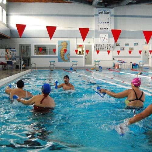 Gimnasio con piscina Coruña