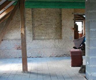 Reparación de tejados : Servicios de Javier Ruano