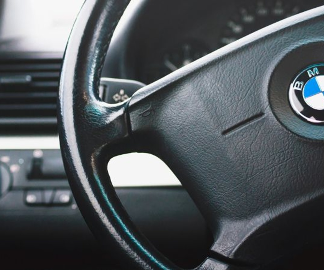 La sensación de conducir un BMW