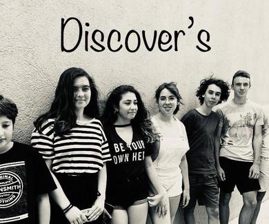 Discover's: Dimarts 30 de juliol