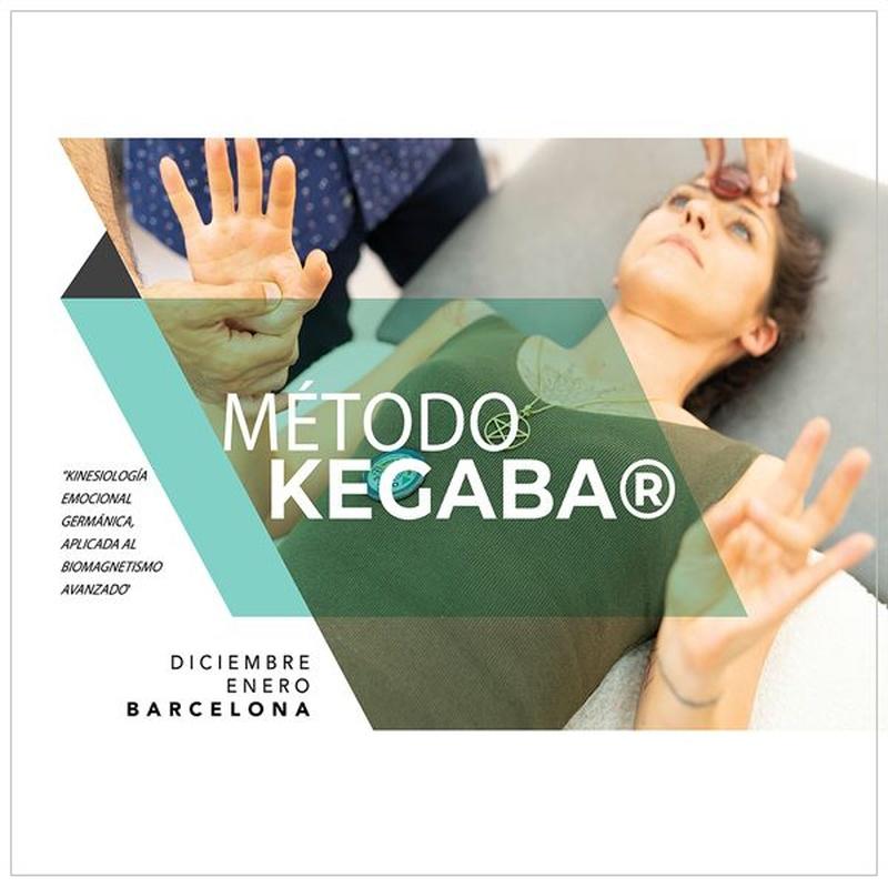 Método Kegaba: Cursos - terapias kinesiologia de IEKU Instituto Europeo de Kinesiología Unificada