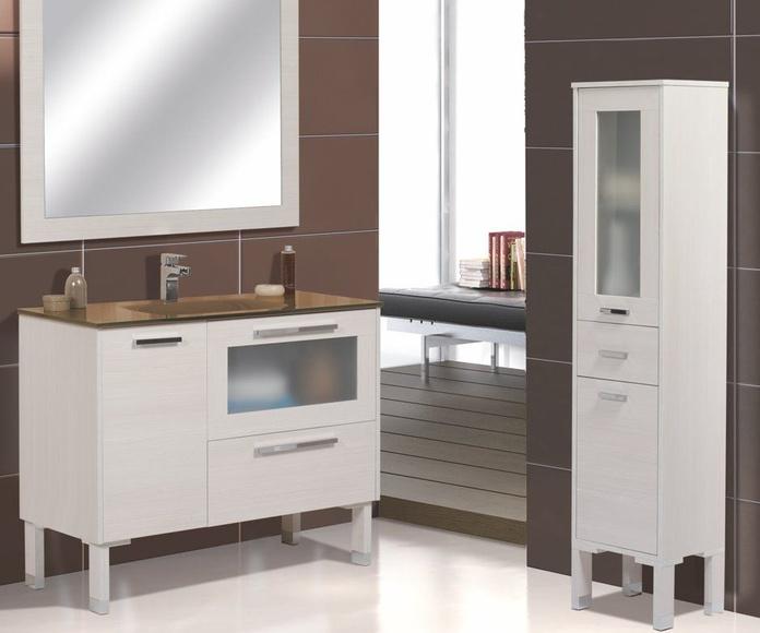 Exbaño - Muebles de baño: Productos y servicios de Pavimentos Talabira