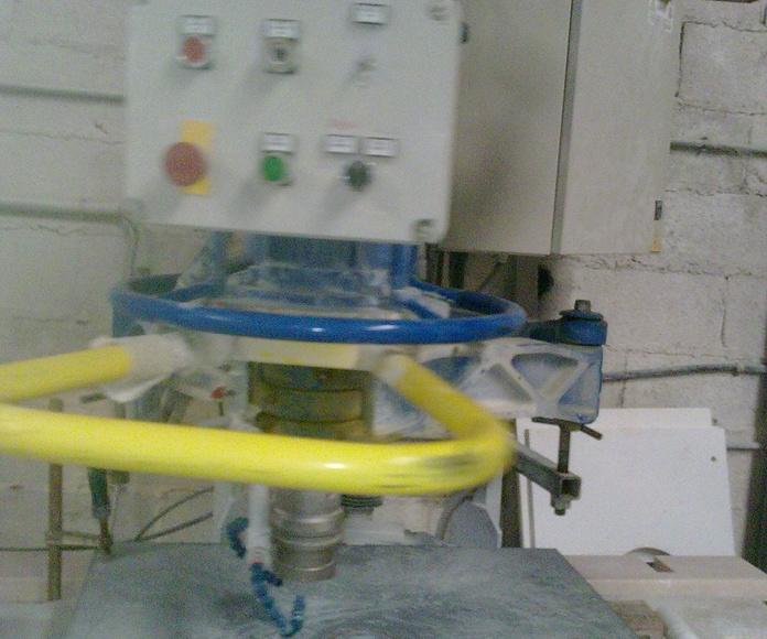 Multifuncion-semiAutomatica: Catálogo y exposición de Alcomármol