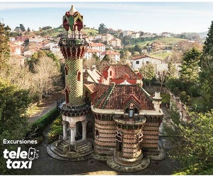 Excursiones: SANTILLANA DEL MAR – COMILLAS – SUANCES