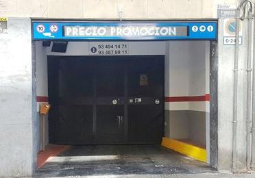 Parking Córcega