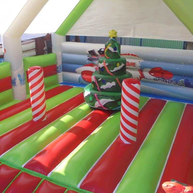 Plataforma Navidad: Catálogo de Hinchables Happy Jump
