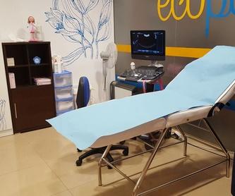 Centro especializado en ecografía 5D en Ciudad Real