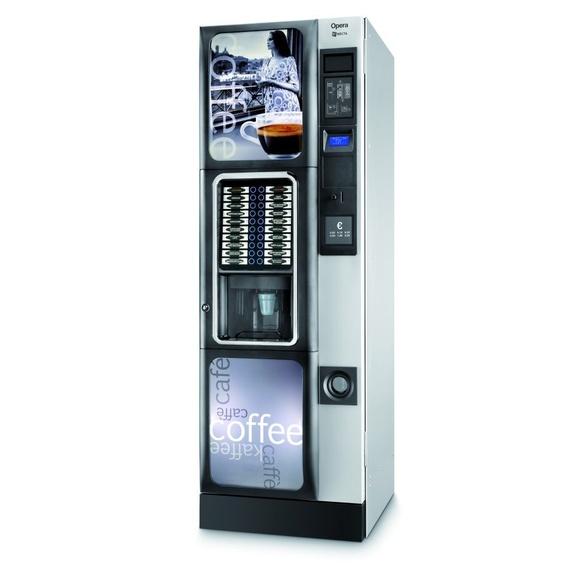 Máquinas de café y bebida caliente: Productos y servicios de Dixmar Vending