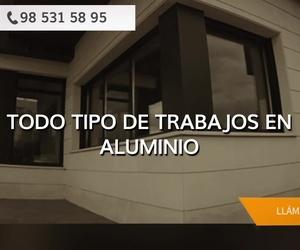 Ventanas de aluminio baratas en Gijón | Aluminios del Norte, S.L.U.