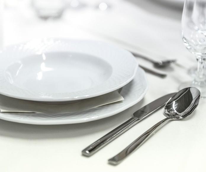 Servicio de catering: Carta de Xinvic