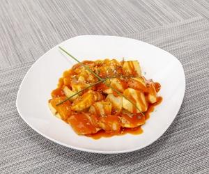 Restaurante con cocina tradiciional canaria