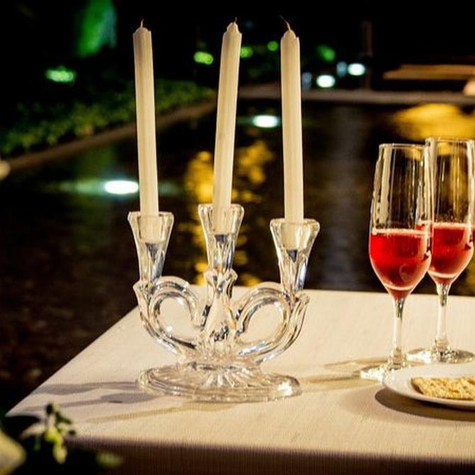 Ideas para una cita romántica