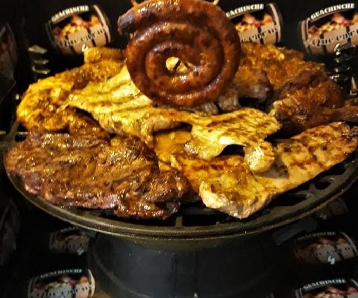 Canarian cuisine: A la carte menus de Guachinche Más que Carne