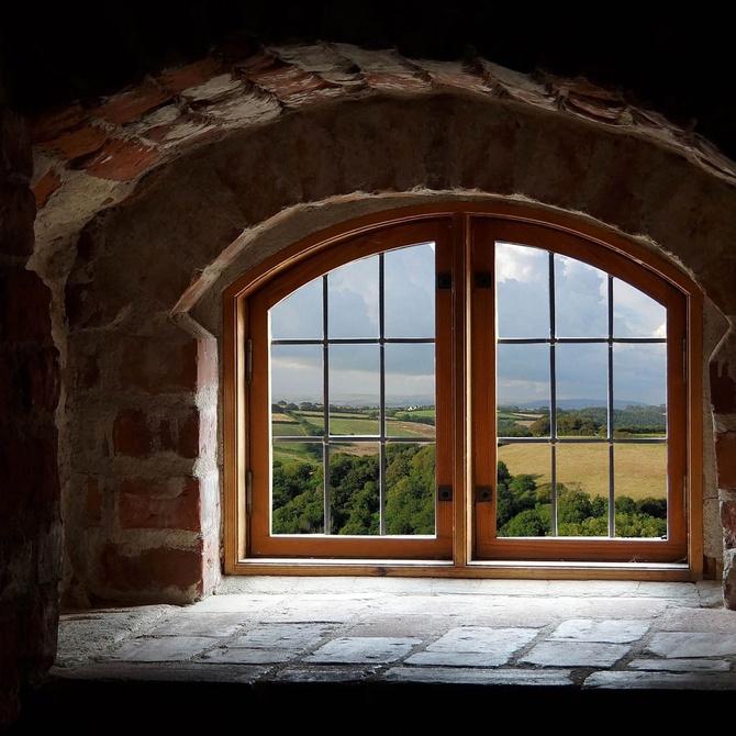 El mantenimiento de las ventanas de madera