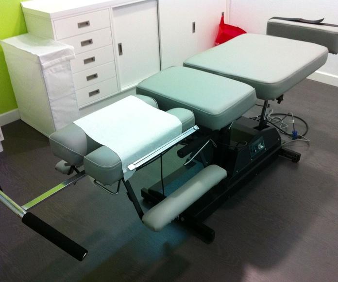 Osteopatía: Especialidades - Tratamientos de Clínica Nupofis