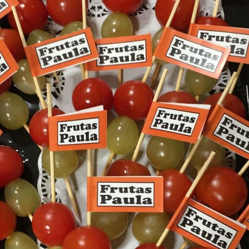 Tomate cherry: Catálogo de FRUTAS PAULA