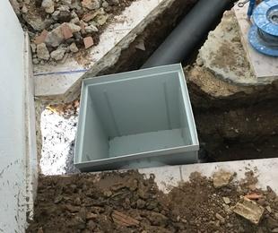 Canalizaciones de desagües generales de aguas fecales