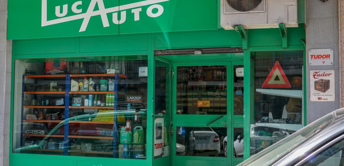 Venta de repuestos para coches en Torrejón de Ardoz