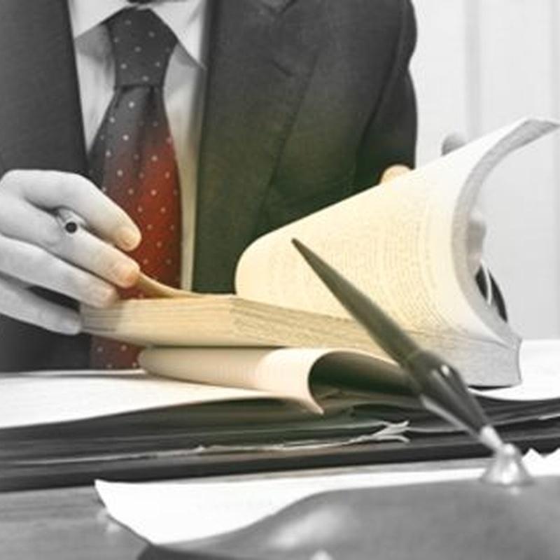 Elaboración y presentación de escritos: Productos y Servicios de GISELA ALVAREZ VAZQUEZ