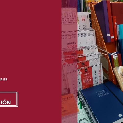 Libreria en Bilbao / Librería Papelería Intomar Bilbao