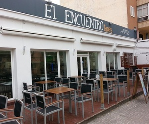 Restaurante con terraza en Palma de Mallorca