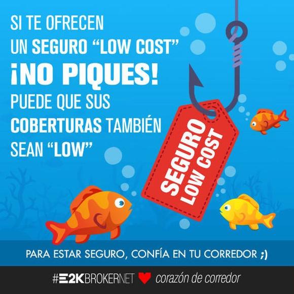 seguros low cost !!!