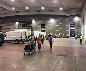 Asistencia al pasajero en el aeropuerto de Barcelona