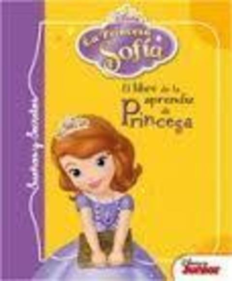 El libro de la aprendiz de princesa