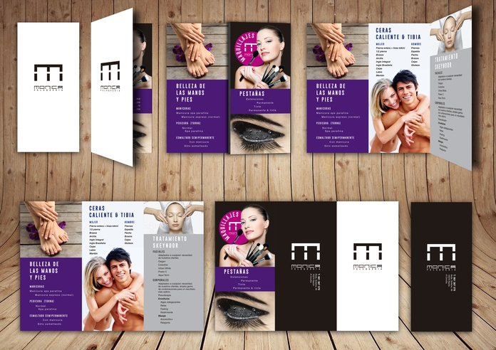 Diseño gráfico: Productos y servicios de Somos Publicidad