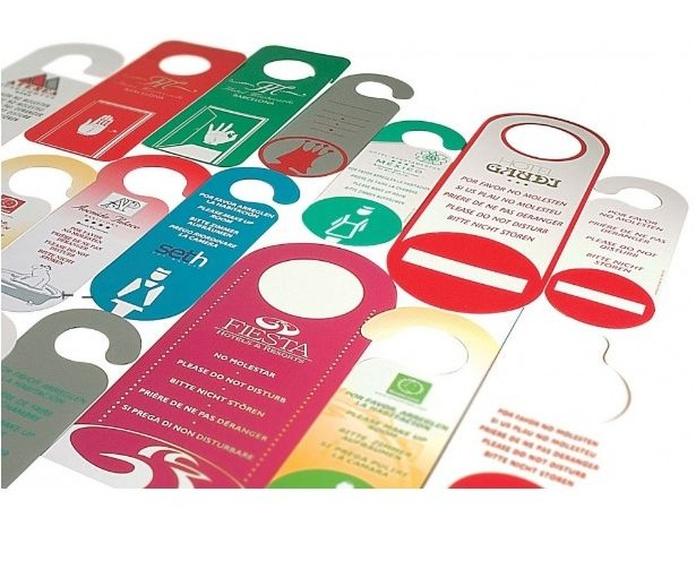 Colgadores para puertas: Serigrafia en Granollers de Dydplas Serigràfic