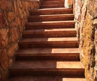 Revestimientos: Servicios de Mármoles y Granitos Andarax