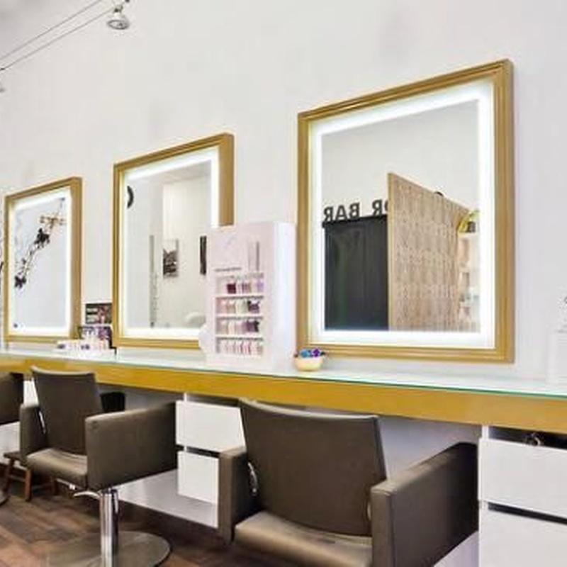 Manicura y pedicura: Salón de belleza de Colêt Style Assessors