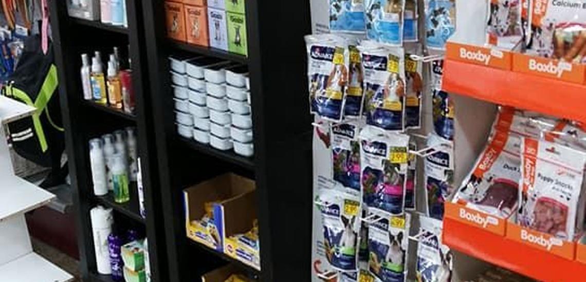 Alimentación para mascotas y peluquería canina en Montcada i Reixac