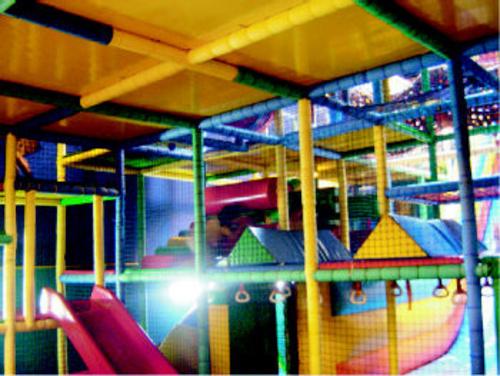 Parques infantiles en Usurbil | Txiki Guay Urbil