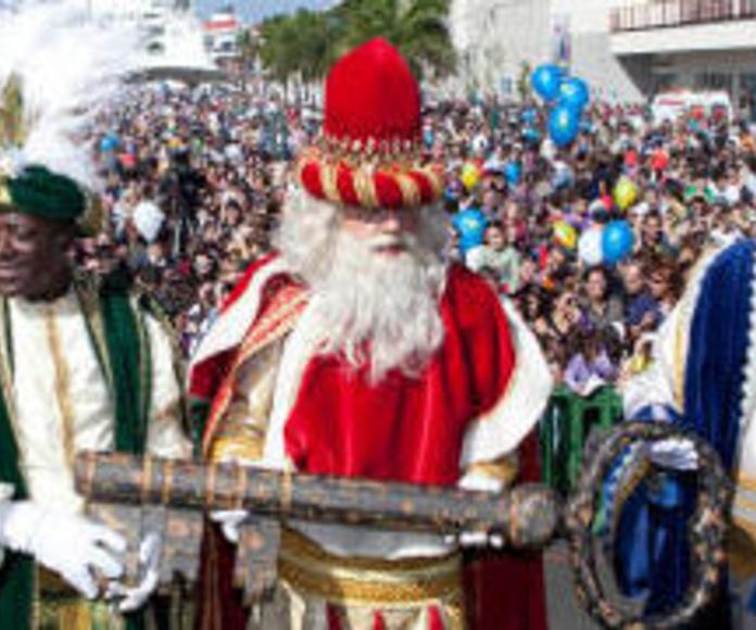 Programación de la noche de Reyes en Las Palmas