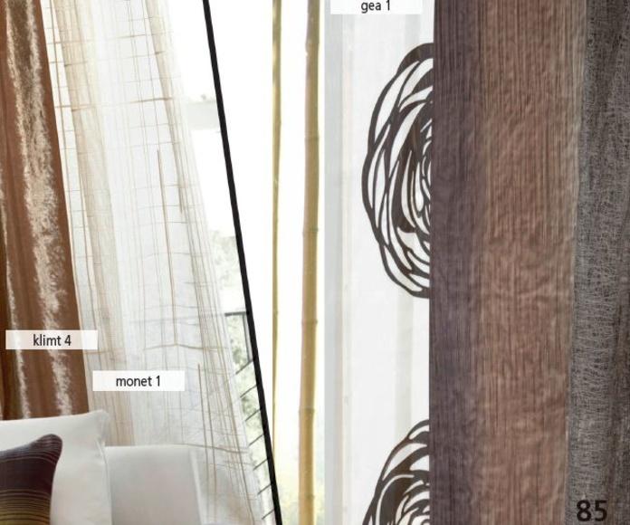 Coordinado Klimt y Gea