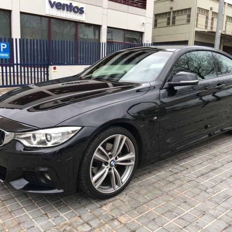 BMW Serie 4 Coupé 420DA Coupé M Sport AUT: Servicios de CONCESIONARIO MEL`S