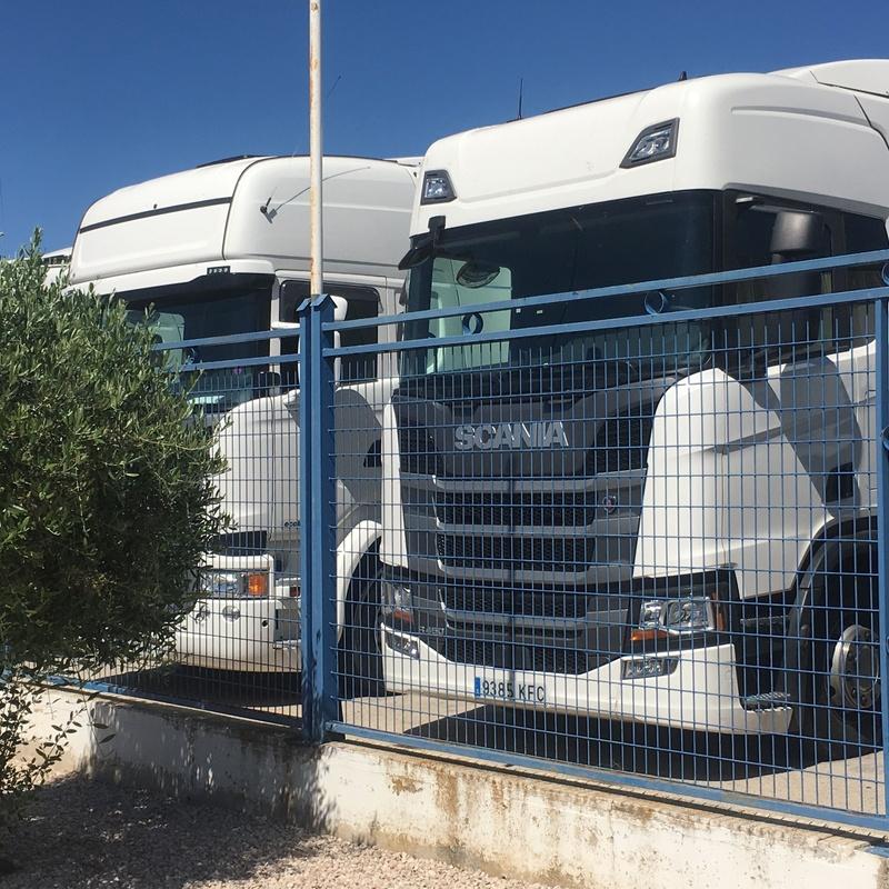 Venta de camiones usados: Servicios de Talleres Camiones de Ocasión