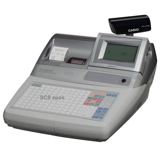 Controla a tus empleados y tu contabilidad diaria con una moderna caja registradora