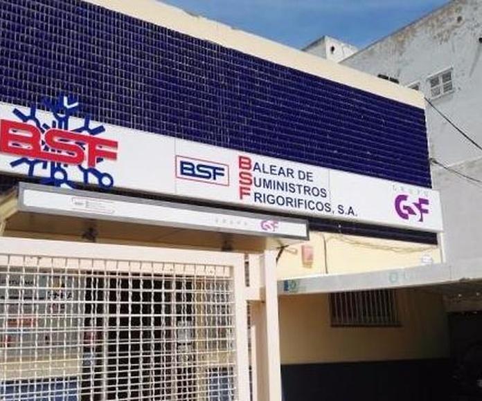 Rotulación: Nuestra tienda de Ancora Publicitat