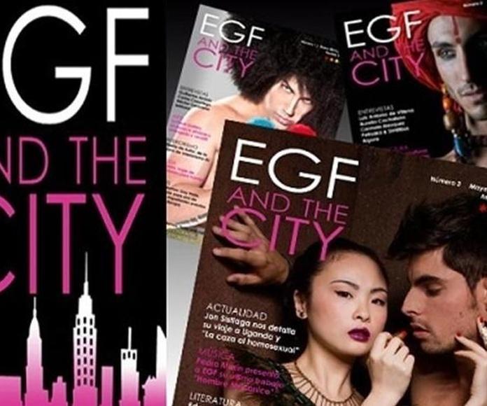 Colaboración con EGF and the City