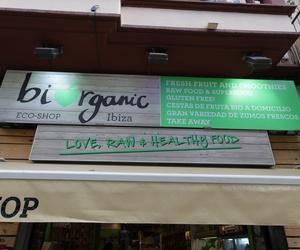 Cartel Biorganic Ibiza