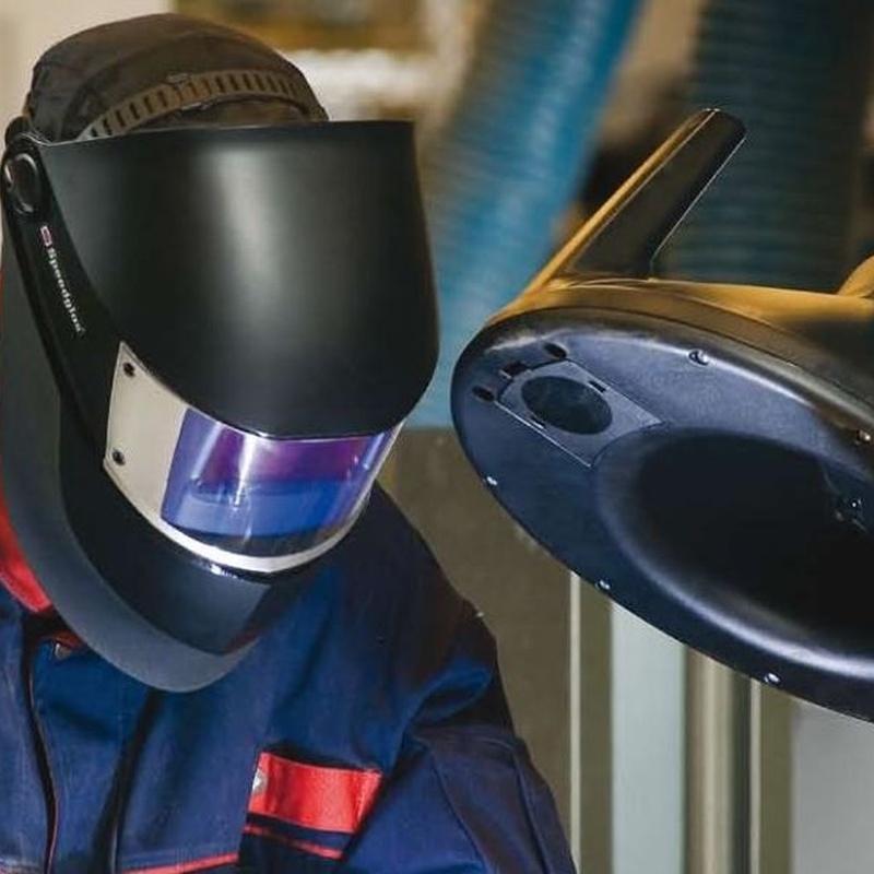 Pantallas soldadura 3M Speedglas: Productos de E.T.I.S.A. Exclusivas Técnicas Industriales, S.A.