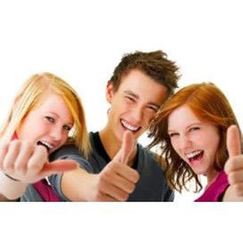 Adolescentes: Productos y servicios de Psicologiza3 Gabinete de Psicología