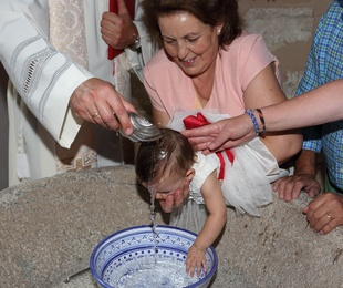 Fotografía de bautizos