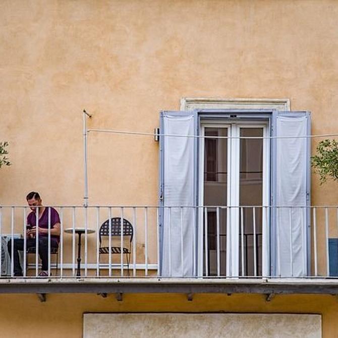 Ventajas y desventajas de cerrar una terraza