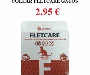 Collar Fletcare gatos a 2'95€