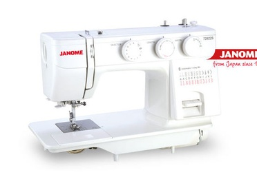 Máquina de coser mecánica Janome 72922S