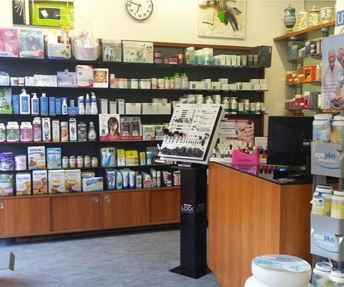 Productos farmacéuticos: Productos y servicios de Farmacia Socorro Rivas Castreje