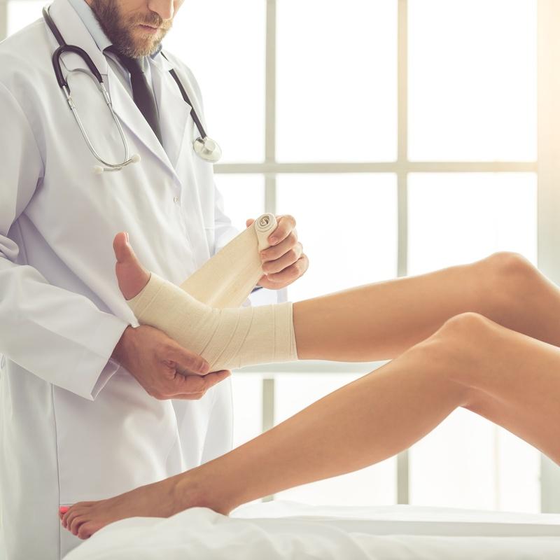 Vendaje funcional: Products de Melba Clínica de Fisioterapia